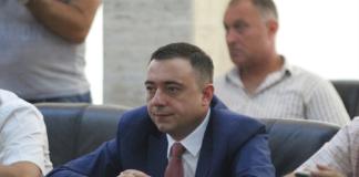 Ionuţ Apostu, viceprimarul mun. Buzău